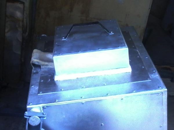 Изготовление плавильных печей на заказ в Харькове