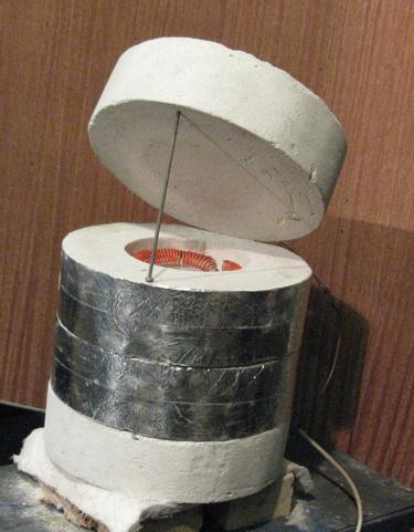 Изготовление плавильных печей на заказ